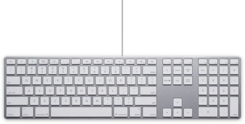 apple imac wired a1243 aluminum keyboard key. Black Bedroom Furniture Sets. Home Design Ideas