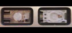 MacBook Pro laptop key hinge clip small size
