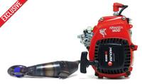 Bartolone Kraken Mod Motor with raw V2 pipe combo for the VEKTA.5