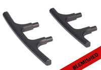 Blemished Billet Alum HD Bumper Set for KV5TT