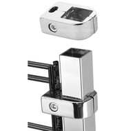 Grid To Square Tubing Connector