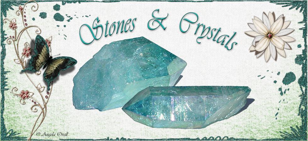 Mango Mage: Stones & Crystals