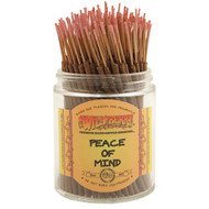 Peace of Mind - Wild Berry® Incense Shorties (26 sticks)