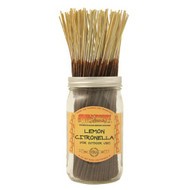 Citronella, Lemon - 10 Wild Berry® Incense sticks