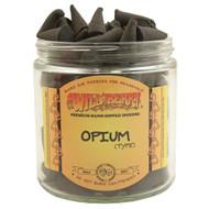 Opium (type) - 20 Wild Berry® Incense cones