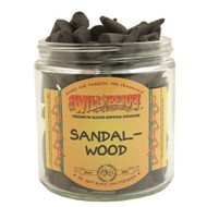 Sandalwood - 22 Wild Berry® Incense cones