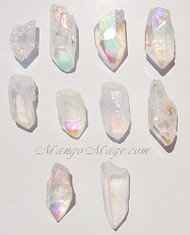 Angel Aura Quartz Crystal