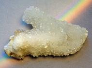 Anandalite™ Quartz Crystal Cluster (aka Aurora, Iris or Rainbow Quartz)