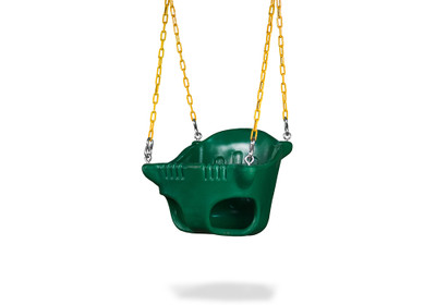 Heavy-Duty Toddler Bucket Swing