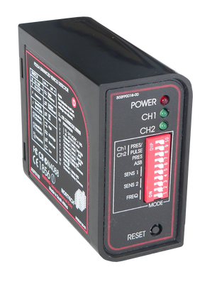 Vehicle Loop Detector CH2 - PD230 Parking Detector (PD234D)