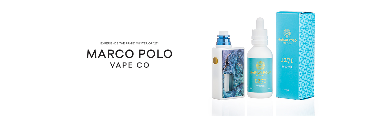Marco Polo Vape Co 1271