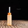 "Infinity Mods x SunBox - ""Cappy R"" Full Silicone Bottle Kits , Orange / Ultem"