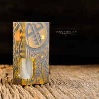 """Proteus Progeks - """"SQNK Final Breed"""" Limited Edition Ultem Mechanical Bottom Feed Squonk Mod"""