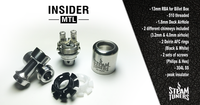 "Steam Tuners - ""Insider MTL Edition"" RBA For Billet Box Rev 4"