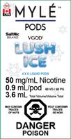 "MYLE - ""Lush Ice Pod"" (4 Pack)"