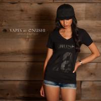 Enushi Wear - ENUSHI-18 V-Neck Women's T-Shirt