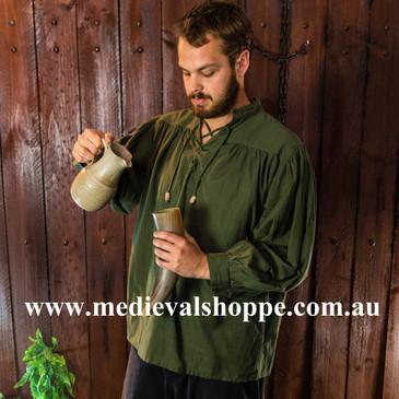 Man's Shirt - Medieval, Jacobite, Renaissance