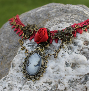 Victorian (Steam Punk) Choker