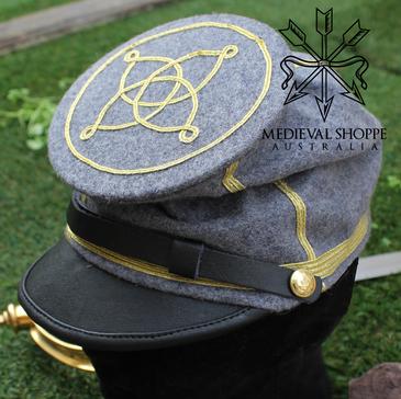 Confederate Senior Officer's Forage Cap