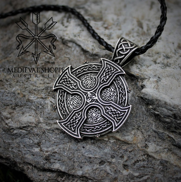 Kildare Celtic Cross Pendant