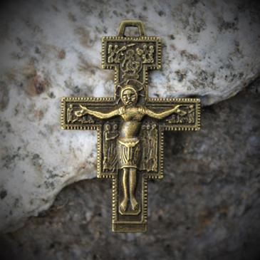 13th Century Byzantine Crucifix