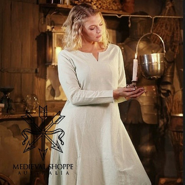 Nordic Medieval Dress (4899)