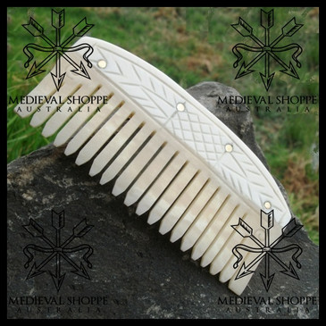 Ox Bone Viking Comb