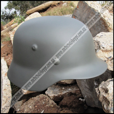 M40 WW2 German Helmet, Large Size