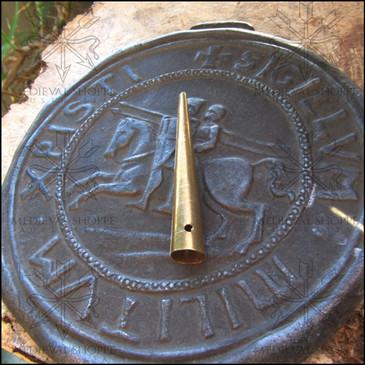 Six 4cm Aglets (aiguillettes x 6)