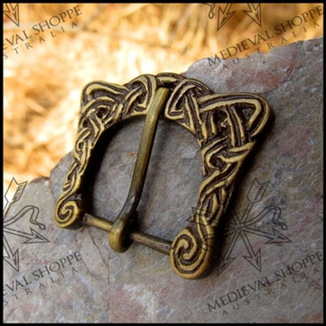 Knotwork Belt Buckle