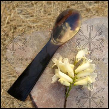 Cow Horn Spoon (12.5 cm)