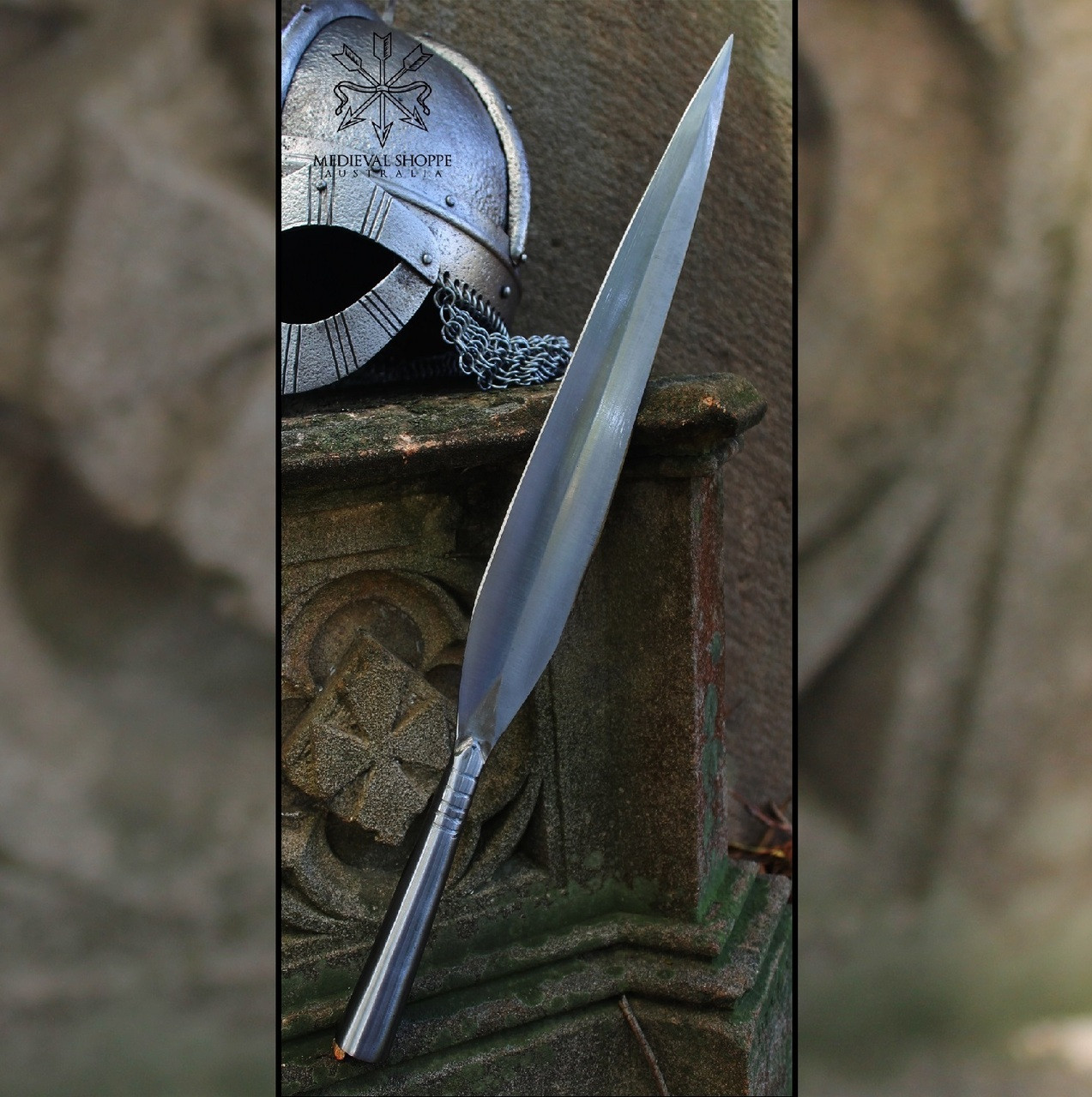Pictures of Viking Spearhead - #rock-cafe
