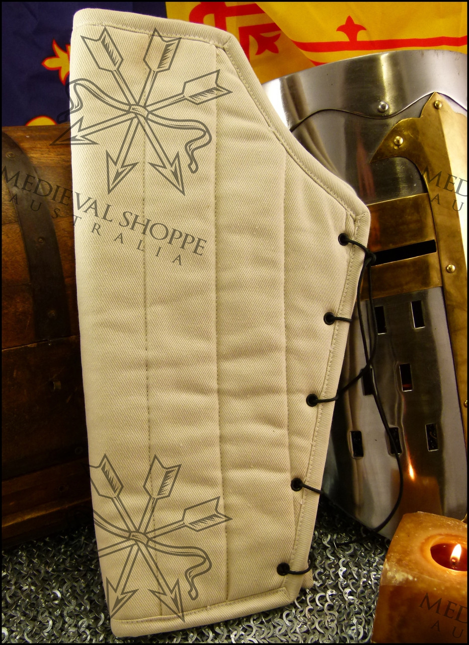 Padded Greaves - Shin Guards