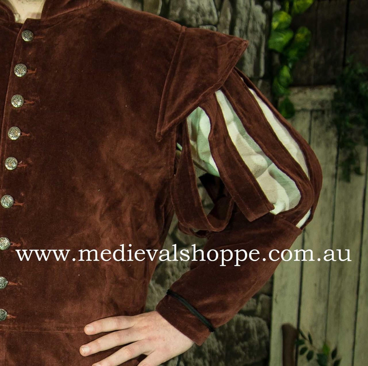 Men's 16th Century Jacket