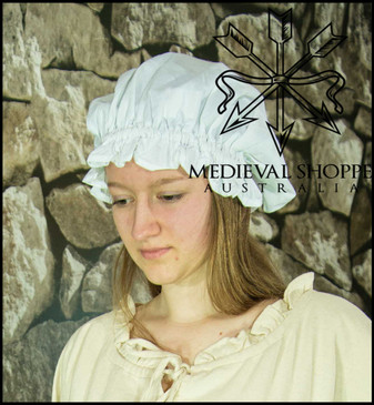 18th Century Lady's Mob Cap