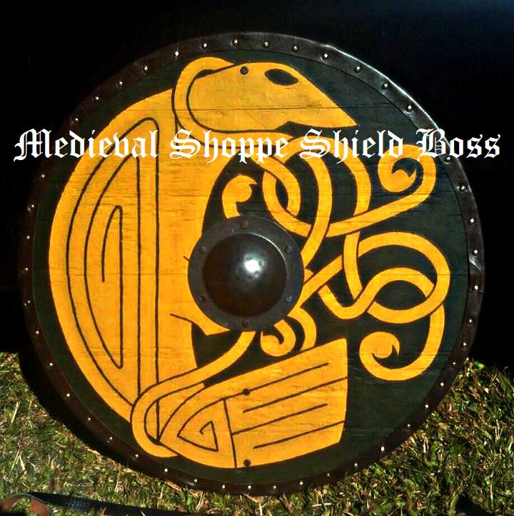 Shield Boss - Centre Dome Umbo