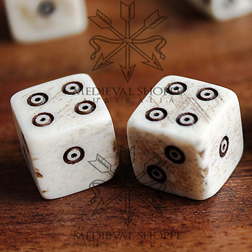 Roman (or Medieval) Dice