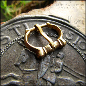 Medieval English Buckle