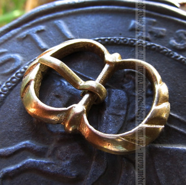 Medieval French Buckle