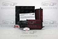 BMC Air Filter FB807/08, high performance air filter for Audi R8 4.2 V8 ('15>), Audi R8 5.2 V10 ('13>), Lamborghini Huracan.