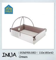 Inua Bumper Bed (Cream)