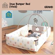 Grand Bumper Bed (Vivid)