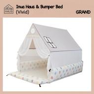 Grand Inua Haus & Bumper Bed (Vivid)