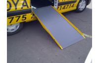 Taxi Loading Ramp