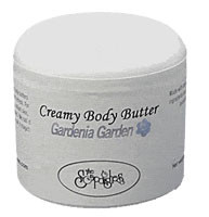 Garden Gardenia Body Butter 4oz