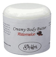 Watermelon Body Butter 4oz