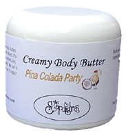 Pina Colada Party Body Butter 4oz