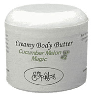 Cucumber Melon Magic Body Butter 4oz