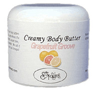 Grapefruit Groove Body Butter 4oz