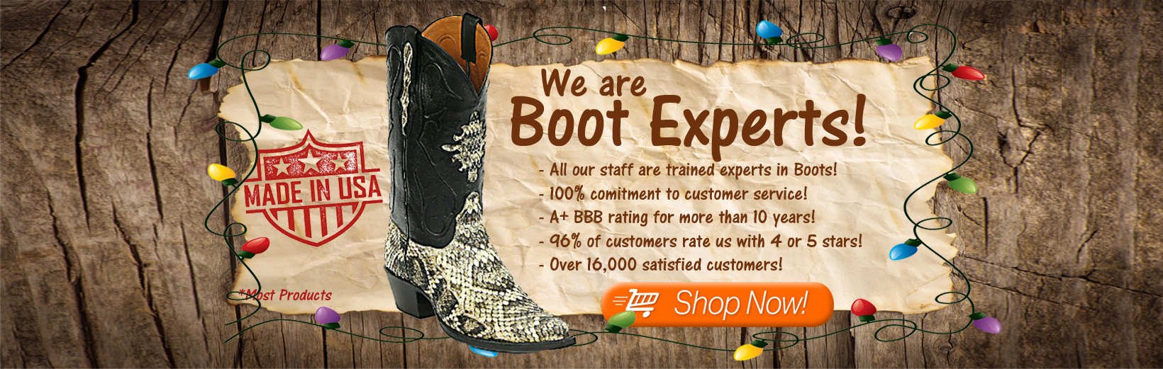 Timsboots - cowboy boots experts